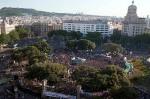 110520 BARCELONA Acampada Barcelona 20 de Mayo 2011 EDU BAYER