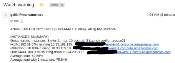 100% CPU, la mata